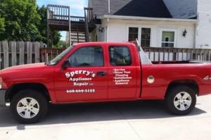 Photo #1: Sperry Appliance Repair LLC