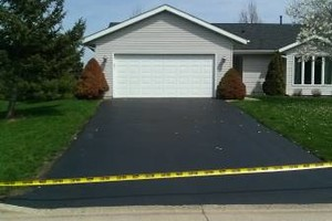 Photo #13: GULLY'S ASPHALT SEALING LLC