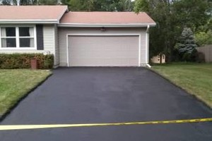 Photo #5: GULLY'S ASPHALT SEALING LLC