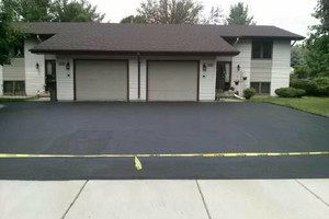 Photo #4: GULLY'S ASPHALT SEALING LLC