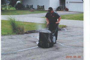 Photo #3: GULLY'S ASPHALT SEALING LLC