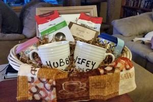 Photo #2: Homemade Gift Baskets - movie night, pet, wine, baby...