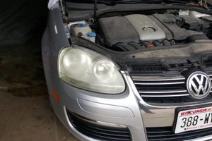 Photo #2: Headlight restoration/refinish (about 25-30 min)