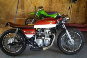 Photo #1: Classic motorcyle and snowmobile repair and resortation