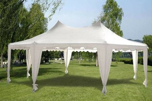 Photo #1: Gazebo Party Tent Rental. Lifestyle Solutions