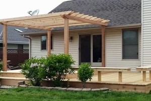 Photo #15: Pastorius Builders LLC. Carpenter Troy