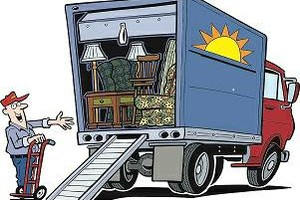 Photo #1: ALL ABOUT MOVING LLC - professional moving company