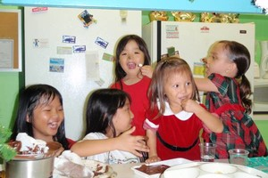 Photo #1: Nuuanu Preschool. Licensed Child Care in Town