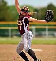 Photo #1: Softball Pitching Lessons by Megan Deiter