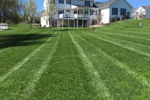 Photo #1: JJ Services lawn & Landscape