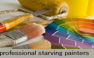 Photo #1: 2 Professional experienced painters $360 a day!