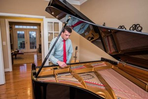 Photo #1: Pitch Perfect Piano Tuning (Tuner, Repairs & Lessons)