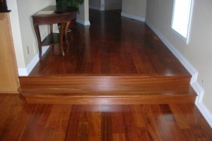 Photo #1: Hardwood Floor Refinishing & Installation