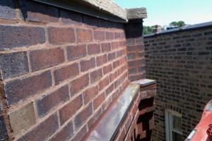 Photo #1: MHT Masonry Restoration &Tuckpointing. Chimney Repair