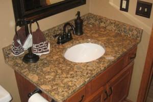 Photo #1: Majestix Granite Design