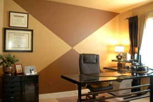 Photo #1: Painting with Style - walls, texturing, painting, wall coverings