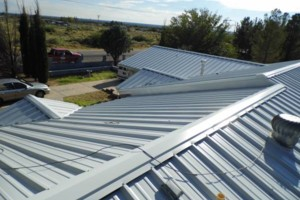Photo #1: ANTHONY SOSA ROOFING & CONSTRUCTION. Metal Roofing