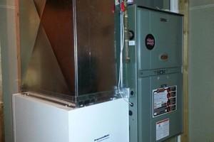 Photo #1: Custom Mechanical & Sheet Metal. Heating/ Cooling/ Ventilation