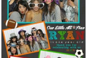 Photo #17: Photobooth Special - BEST GRAPHICS!! - Save $100