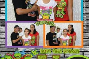 Photo #4: Photobooth Special - BEST GRAPHICS!! - Save $100