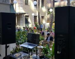 Photo #1: Affordable Mobile DJ - starting at $275 for 4 hours