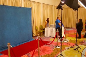 Photo #4: PHOTOBOOTH for parties & special events