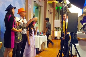 Photo #3: PHOTOBOOTH for parties & special events