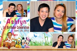 Photo #1: PHOTOBOOTH for parties & special events