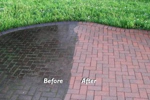 Photo #3: PRESSURE WASHING/MILDEW REMOVAL