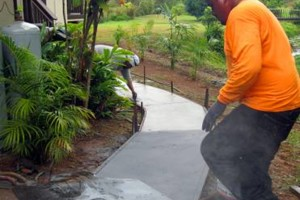 Photo #10: GET A NEW WALKWAY OR DRIVEWAY NOW !!!