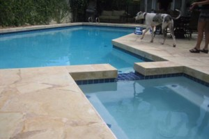 Photo #1: SWIMMING POOL RENOVATION and new builds, residential and commercial