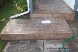 Photo #12: Stone Tile Setter/demolition