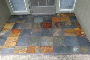 Photo #4: Stone Tile Setter/demolition