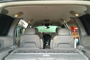 Photo #1: Auto Headliner/Sagging ceiling