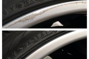 Photo #3: Alloy Wheel / Rims Repair - We Can Restore Your Car Wheels!