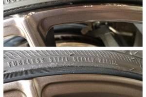Photo #4: Alloy Wheel / Rims Repair - We Can Restore Your Car Wheels!