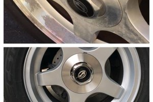 Photo #6: Alloy Wheel / Rims Repair - We Can Restore Your Car Wheels!