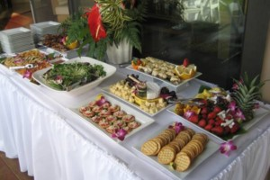 Photo #22: NORTH SHORE ALOHA CATERING. WEDDING PLANNING