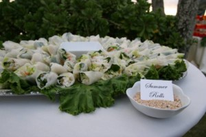 Photo #16: NORTH SHORE ALOHA CATERING. WEDDING PLANNING