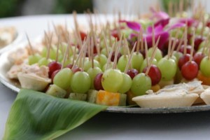 Photo #15: NORTH SHORE ALOHA CATERING. WEDDING PLANNING