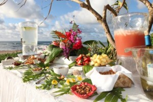 Photo #12: NORTH SHORE ALOHA CATERING. WEDDING PLANNING
