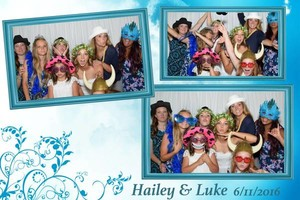 Photo #16: $300/2hrs Professional Photobooth Rental/Green...