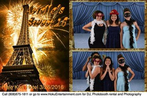 Photo #9: $300/2hrs Professional Photobooth Rental/Green...