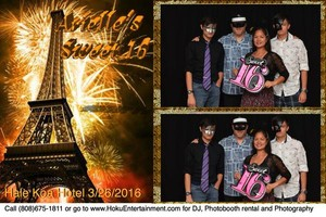 Photo #7: $300/2hrs Professional Photobooth Rental/Green...