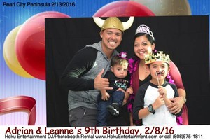 Photo #5: $300/2hrs Professional Photobooth Rental/Green...