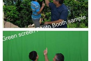 Photo #3: $300/2hrs Professional Photobooth Rental/Green...