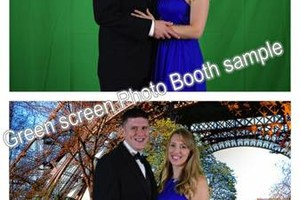 Photo #1: $300/2hrs Professional Photobooth Rental/Green...