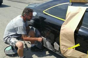 Photo #3: JJ Auto. Custom Paint and Autobody Repair shop-moblie...