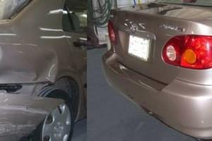 Photo #1: JJ Auto. Custom Paint and Autobody Repair shop-moblie...