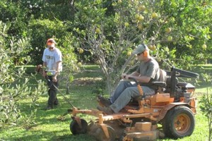 Photo #2: The Haiku Lawn Ranger